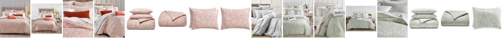Charter Club CLOSEOUT! Paisley 300-Thread Count 2-Pc. Twin Comforter Set, Created for Macy's