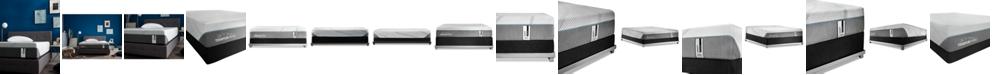 "Tempur-Pedic TEMPUR-Adapt 11"" Medium Hybrid Mattress Set- Queen"
