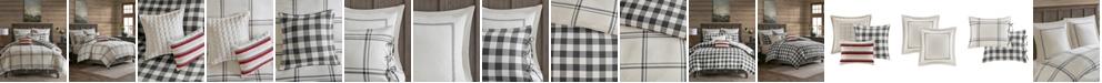 JLA Home Madison Park Signature Willow Oak Queen 8 Piece Reversible Cotton Comforter Set