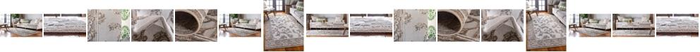 Bridgeport Home Pashio Pas4 Beige/Gray Area Rug Collection