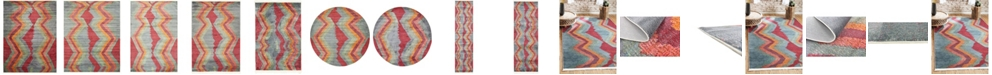 Bridgeport Home Tempe Tmp2 Gray Area Rug Collection