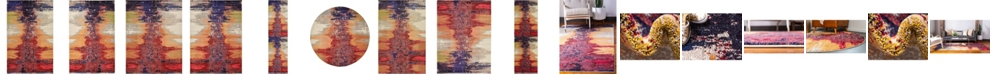 Bridgeport Home Newwolf New2 Pink Area Rug Collection