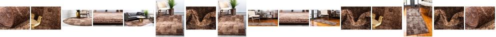 Bridgeport Home Jasia Jas07 Brown Area Rug Collection