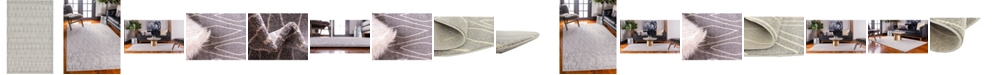 Bridgeport Home Fio Fio1 Gray Area Rug Collection