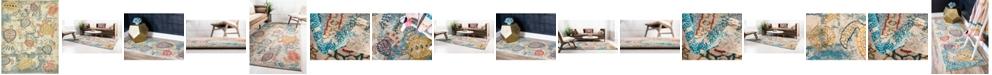 Bridgeport Home Ikbal Ikb7 Beige Area Rug Collection