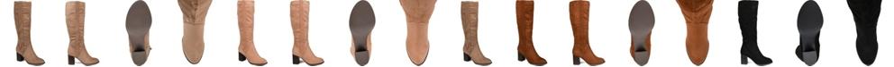 Journee Collection Women's Wide Calf Gentri Boot