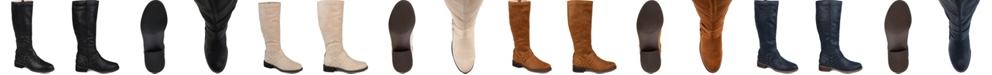 Journee Collection Women's Wide Calf Meg Boot
