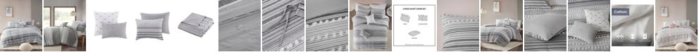 Urban Habitat Calum 4-Piece Twin/Twin XL Duvet Cover Set