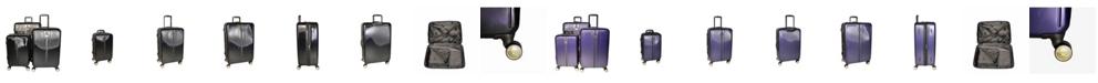 Kathy Ireland Darcy 3 Piece Hardside Luggage Set