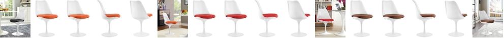 Modway Lippa Dining Vinyl Side Chair