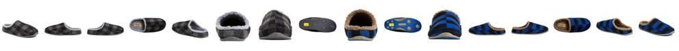DEER STAGS Men's Nordic Slipper