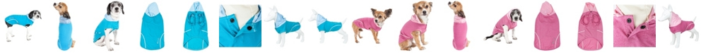 Pet Life Central Pet Life 'Pull-Rover' Premium Performance Sleeveless Dog T-Shirt Tank Top Hoodie