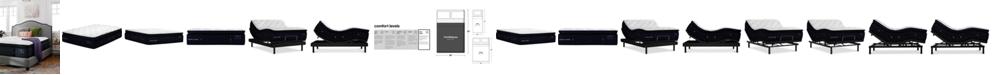 """Stearns & Foster Estate Cassatt 16"""" Luxury Ultra Plush Euro Pillow Top Mattress - Full"""