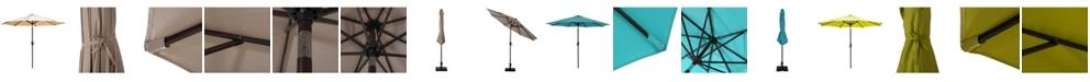Westin Furniture 9' Patio Table Umbrella with Tilt and Crank