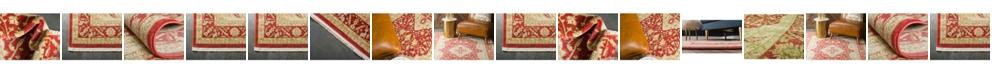 Bridgeport Home Orwyn Orw7 Red Area Rug Collection