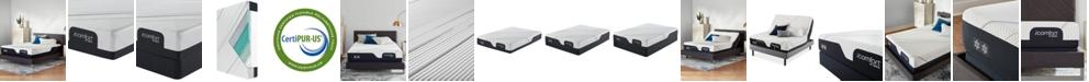 Serta iComfort CF 2000 11.5'' Firm Mattress Set- California King