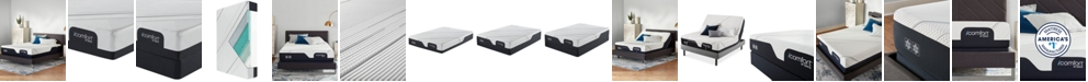 Serta iComfort by CF 2000 11.5'' Firm Mattress Set- Twin XL