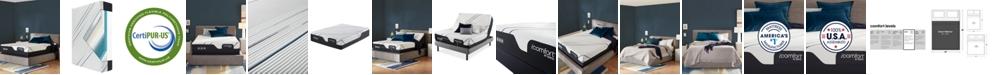 Serta iComfort CF 4000 13.5'' Plush Mattress- Queen