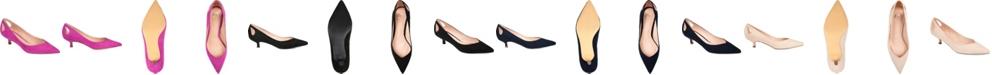 Journee Collection Women's Goldie Kitten Heel