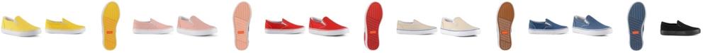 Lugz Women's Clipper 2 Classic Canvas Slip-On Sneaker