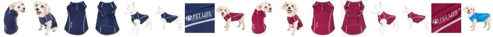 Pet Life Central Pet Life Active 'Racerbark' Performance Active Dog Tank Top T-Shirt