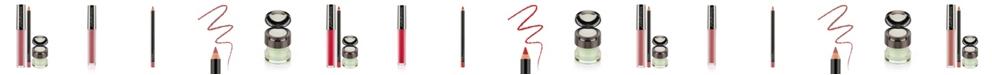 Bodyography Lip Scrub, Balm, Lip Pencil, Liquid Lipstick Bundle