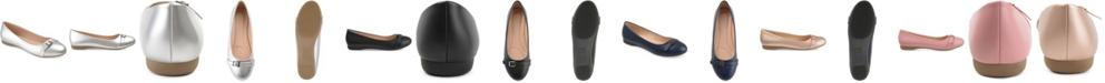 Journee Collection Women's Comfort Trudy Flats