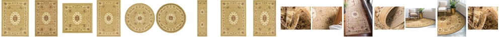 Bridgeport Home Belvoir Blv4 Tan Area Rug Collection