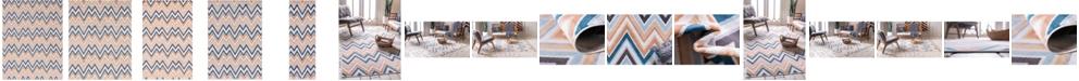 Bridgeport Home Pashio Pas8 Multi Area Rug Collection