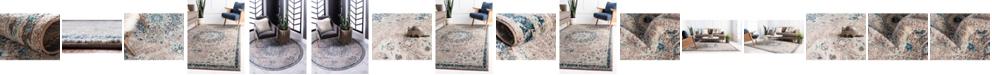 Bridgeport Home Lorem Lor1 Gray Area Rug Collection