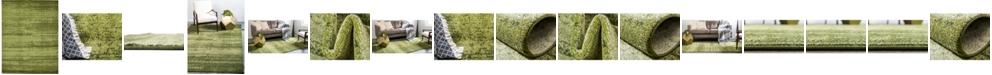 Bridgeport Home Lyon Lyo3 Green Area Rug Collection
