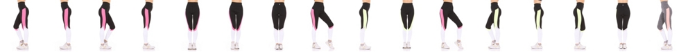 Therapy High-Rise Color blocked Leggings