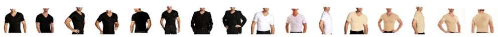 Instaslim Insta Slim Men's Compression Short Sleeve V-Neck T-Shirt