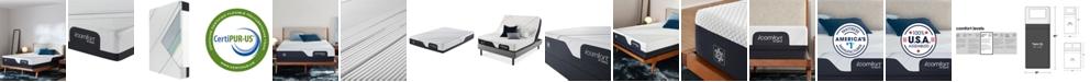 Serta iComfort CF 1000 10'' Medium Firm Mattress- Twin XL
