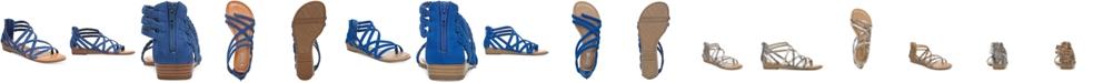 Carlos by Carlos Santana Amara Braided Flat Sandals