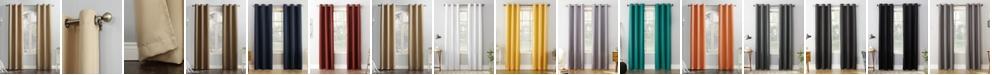 "No. 918 Montego 48"" x 63"" Grommet Top Curtain Panel"