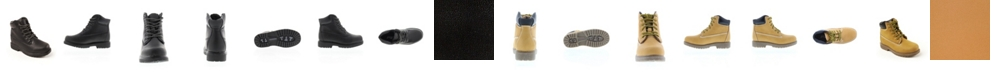 DEER STAGS Mak2 Thinsulate Waterproof Comfort Work boot (Toddler/Little Kid/Big Kid)