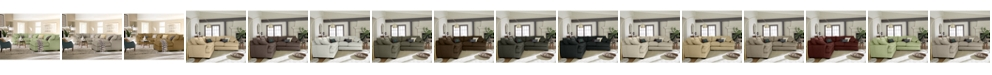 Furniture Ainsley Fabric Sectional Collection, Created for Macy's