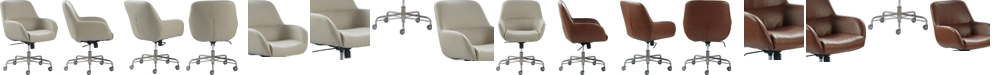 Tommy Hilfiger Forester Leather Office Chair