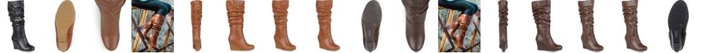 Journee Collection Women's Wide Calf Hana Boot