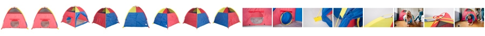 Pacific Play Tents Hide-Me Play Tent & Tunnel Combination