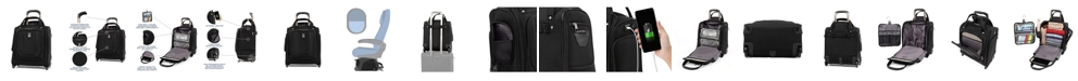 """Travelpro Crew VersaPack® 16"""" 2-Wheel Under-Seater Softside Carry-on"""