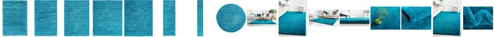 Bridgeport Home Uno Uno1 Turquoise Area Rug Collection