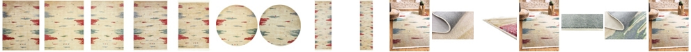 Bridgeport Home Tempe Tmp8 Ivory Area Rug Collection