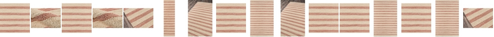 Novogratz Collection Novogratz Montauk Mtk-2 Terra Cott Area Rug Collection
