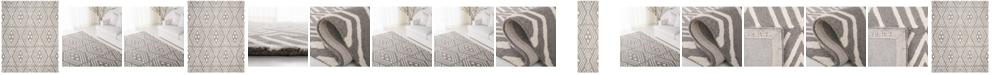 Lauren Ralph Lauren Imani Geometric LRL6609F Sepia Area Rug Collection