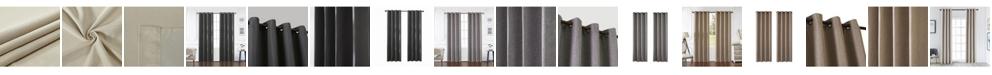 """Lyndale Decor Odyssey Room Darkening Curtain, 95"""" L x 52"""" W"""