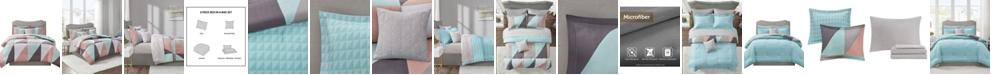 Madison Park Essentials Remy 6 Piece Twin Bedding Set