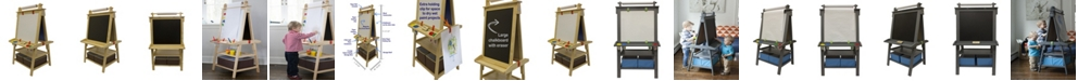 RBO LLC/LITTLE PARTNERS Deluxe Art Easel
