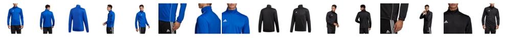 adidas Men's CORE18 Climalite 1/4 Zip Soccer Shirt